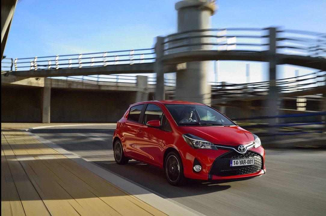 auto ibride Toyota Yaris Hybrid