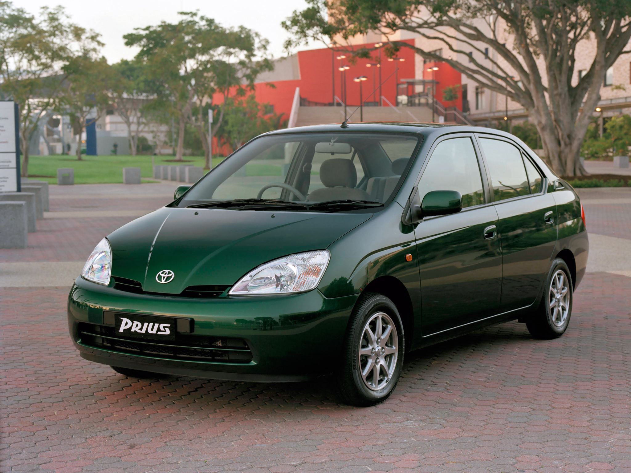 auto ibride prima Toyota Prius