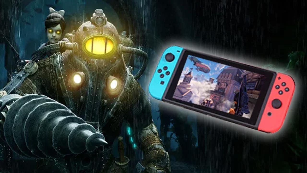 BioShock: the Collection potrebbe arrivare su Switch thumbnail