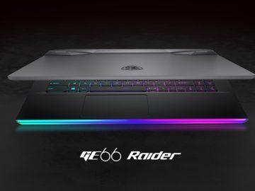 laptop msi ces 2020