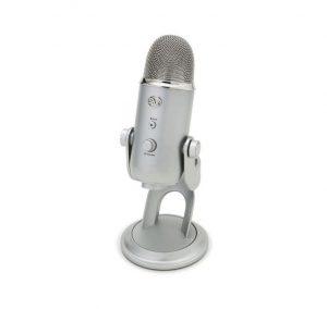 come creare un podcast blue yeti