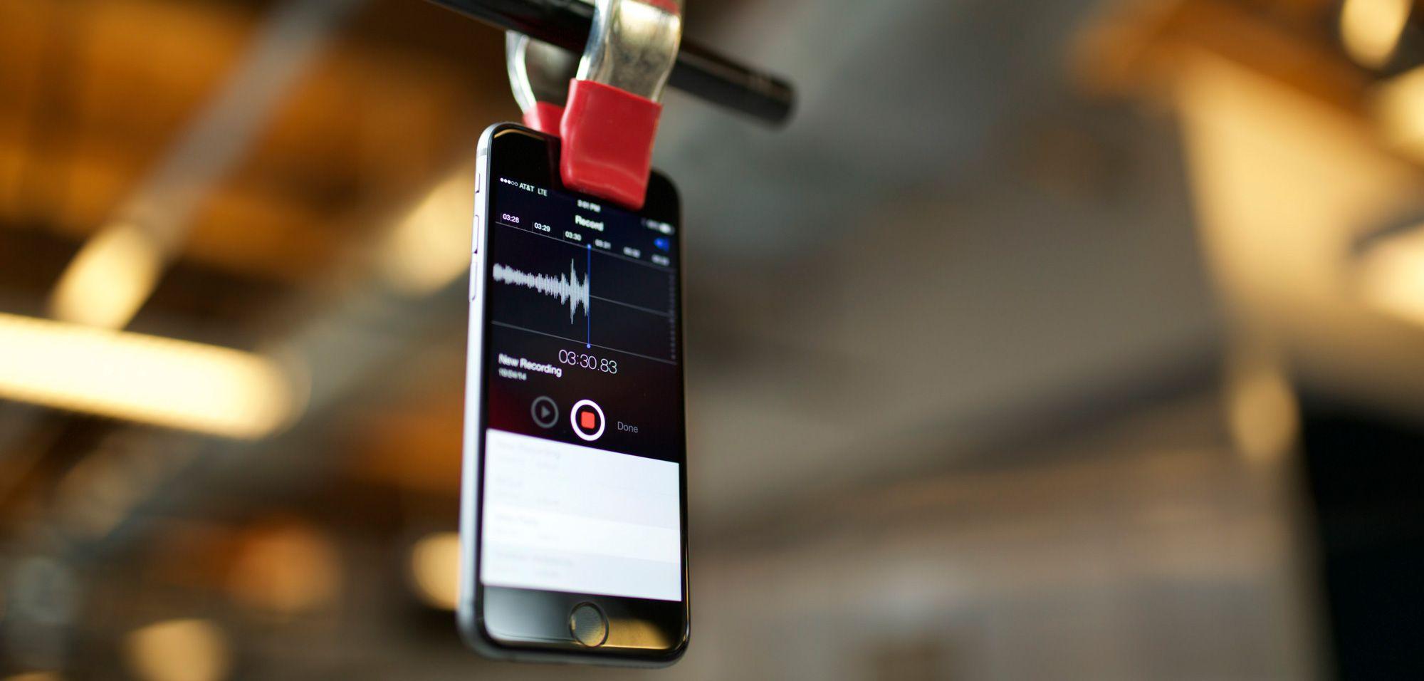 come creare un podcast con lo smartphone