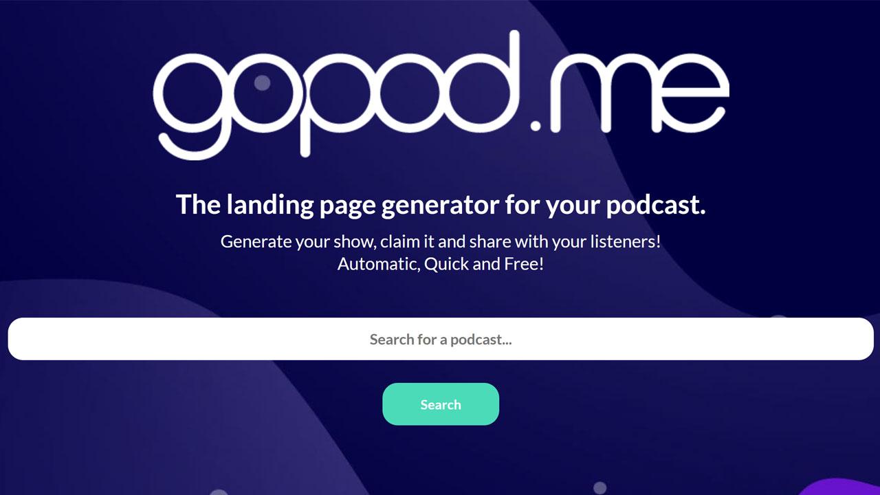 come creare un podcast gopod.me