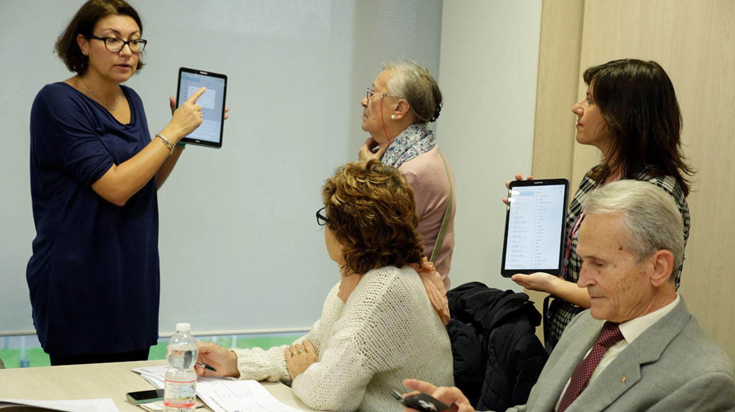 digital senior corso