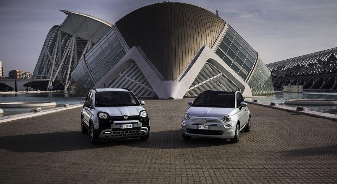 """Fiat 500 e Panda: arrivano le versioni ibride """"leggere"""" thumbnail"""