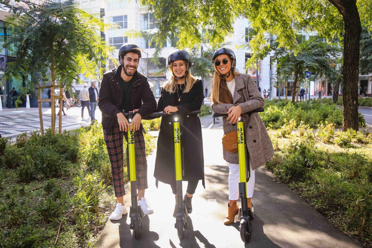 Hive arriva a Torino, il nuovo servizio di monopattini in sharing thumbnail