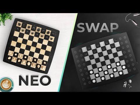 square off scacchiera magica neo e swap