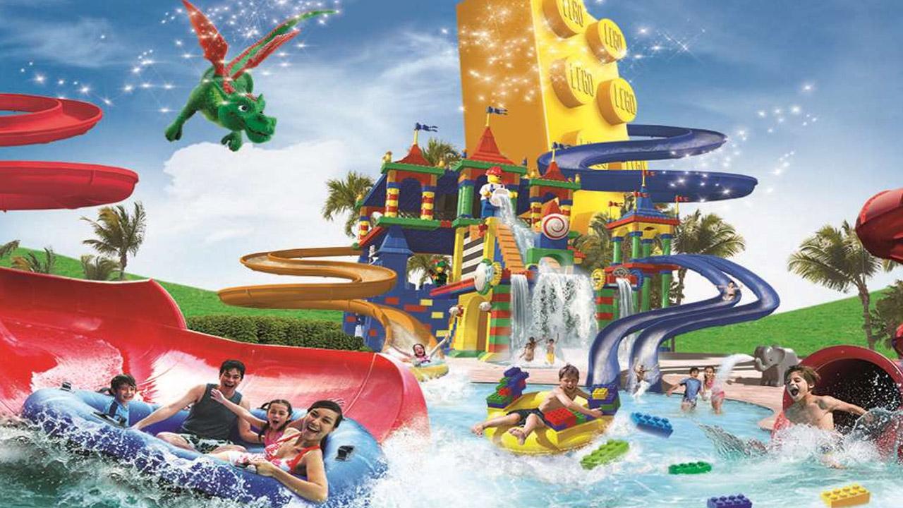 LEGOland: arrivano i LEGO a Gardaland, ecco le attrazioni thumbnail