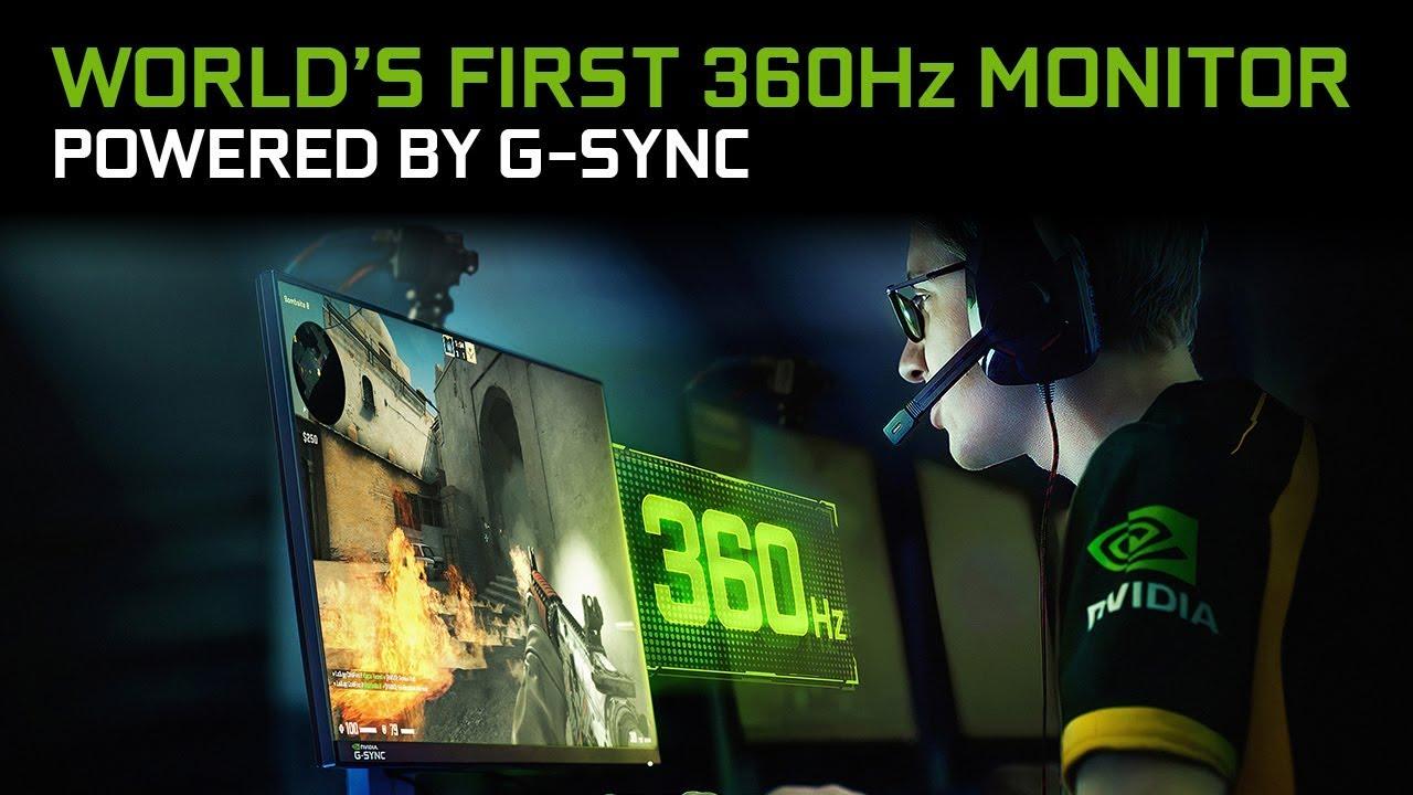 NVIDIA e Asus presentano il display Asus ROG Swift 360 thumbnail