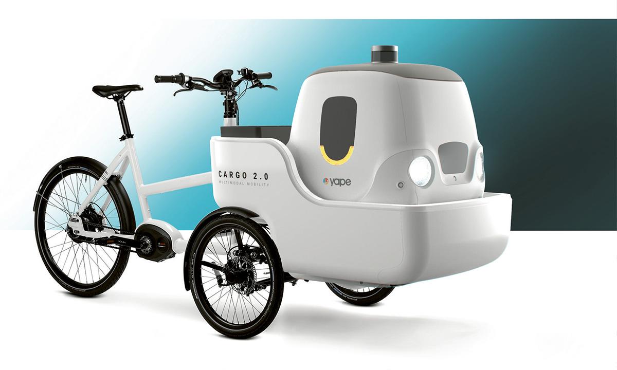 Measy e Yape, le nuove soluzioni hi tech delivery thumbnail