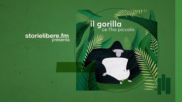 migliori podcast italiani il gorilla ce l'ha piccolo