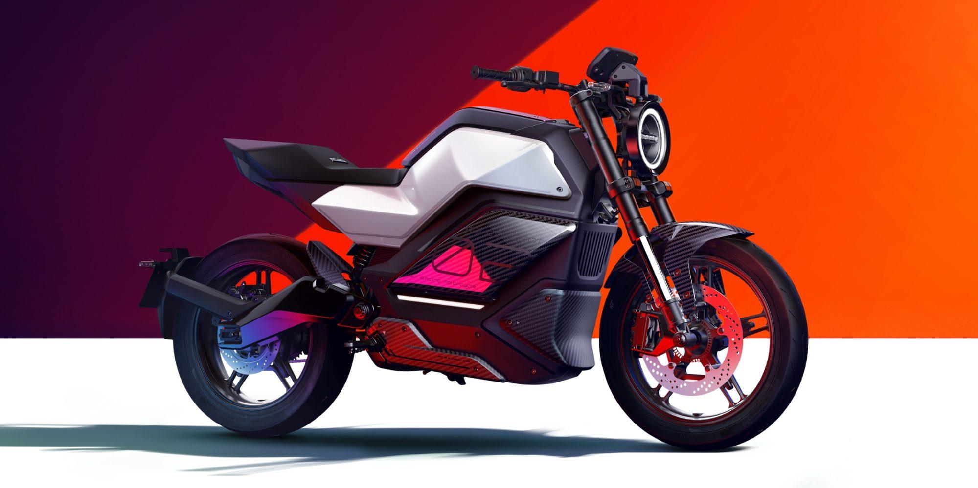 NIU RQi-GT: ecco la moto elettrica da 160 km/h thumbnail