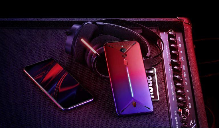 Il nuovo Nubia Red Magic gaming phone avrà un display da 144Hz
