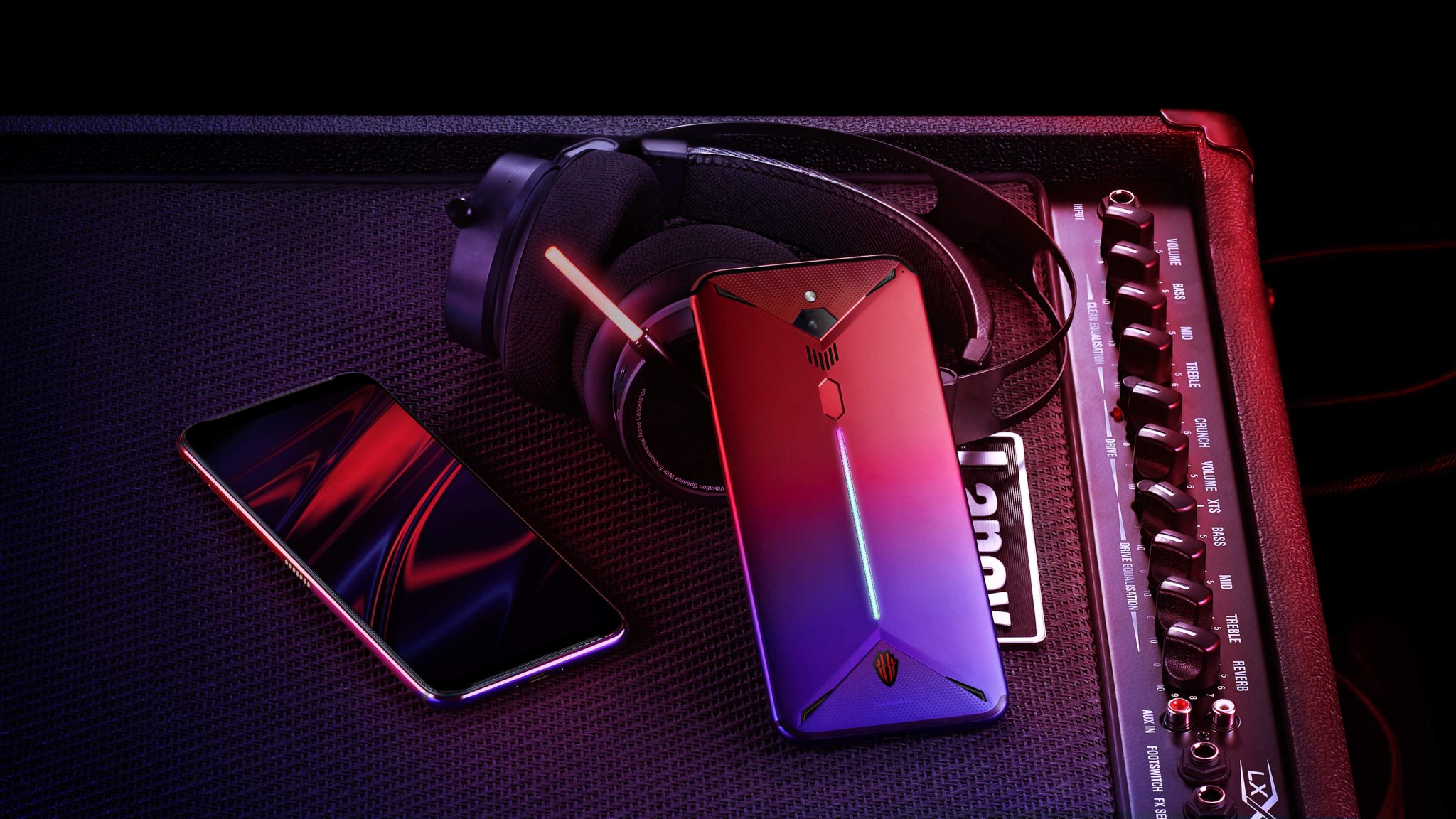 Il nuovo Nubia Red Magic gaming phone avrà un display da 144Hz thumbnail