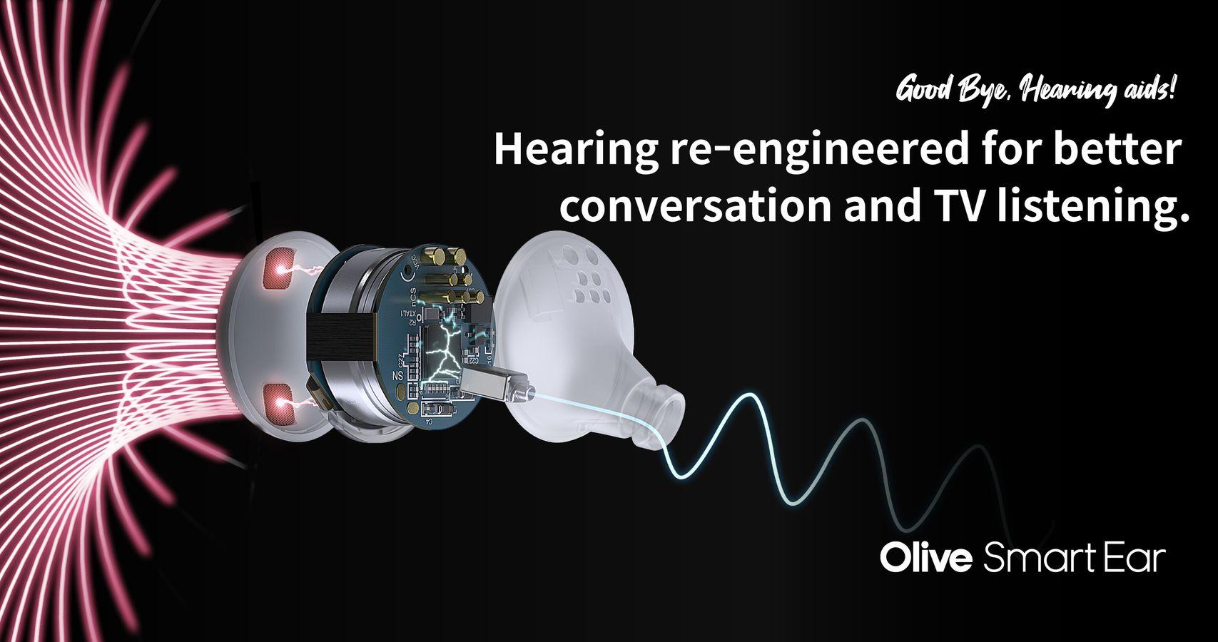 olive smart ear udito