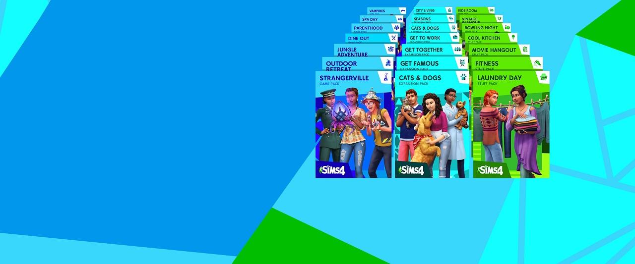 The Sims 4 espansioni: quali expansion pack vale la pena avere? thumbnail