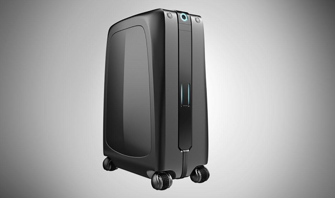 Ovis: il trolley con IA che vi segue ovunque | CES 2020 thumbnail