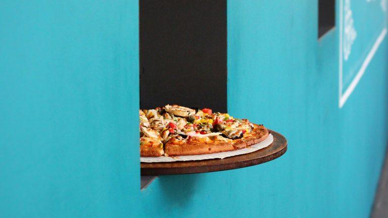pizza a domicilio deliveroo