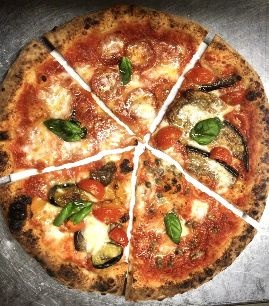 pizza a domicilio deliveroo Farina00