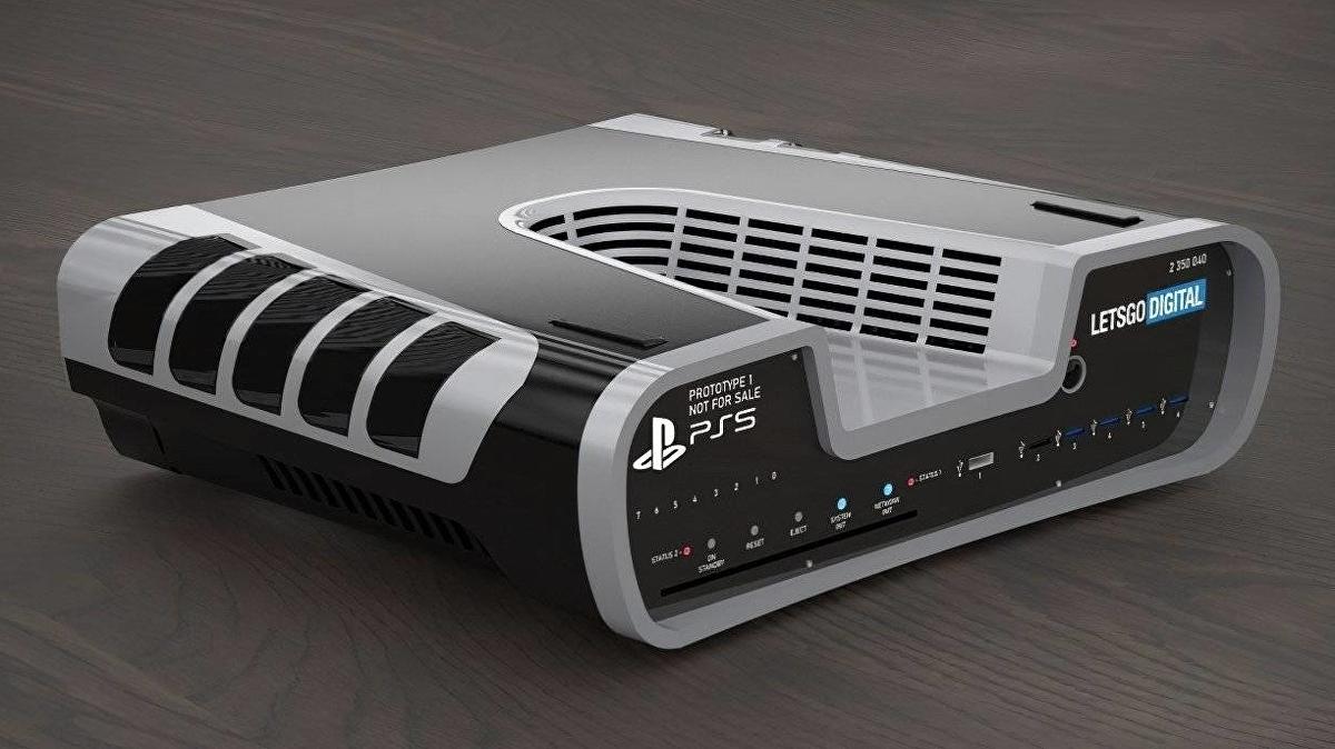 Playstation 5 uscita: appaiono design e schermata d'avvio? thumbnail