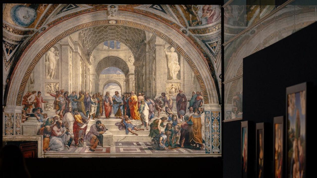 L'Anniversario di Raffaello: un viaggio nell'arte thumbnail