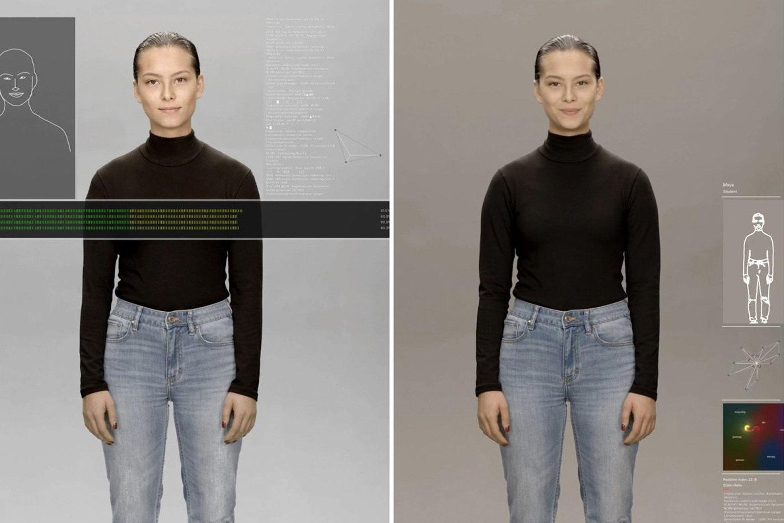 Artificial Human è il futuristico progetto di Samsung NEON thumbnail