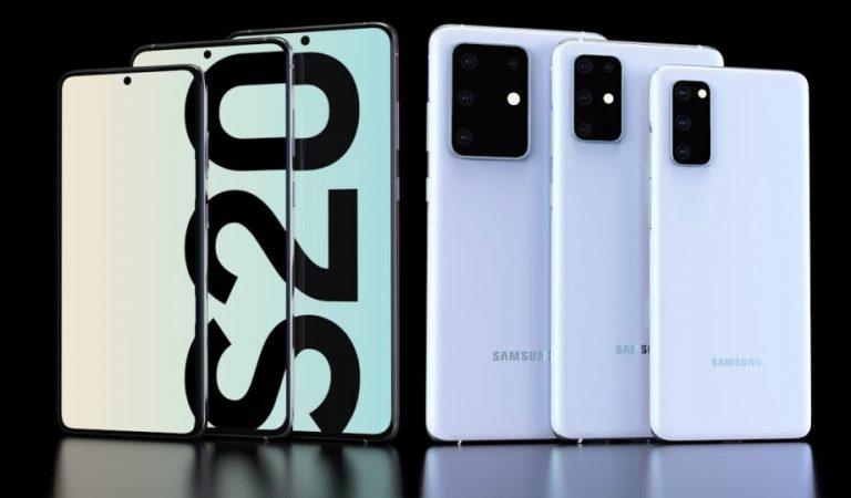 Galaxy S20 cosa sappiamo della nuova famiglia Samsung Galaxy S20   leak immagini e video