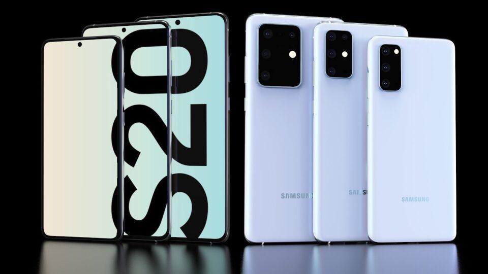 Galaxy S20: cosa sappiamo della nuova famiglia di smartphone Samsung  | leak immagini e video thumbnail