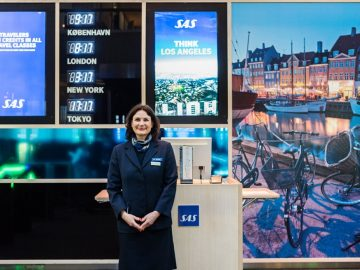 scandinavian airlines scansione scandit