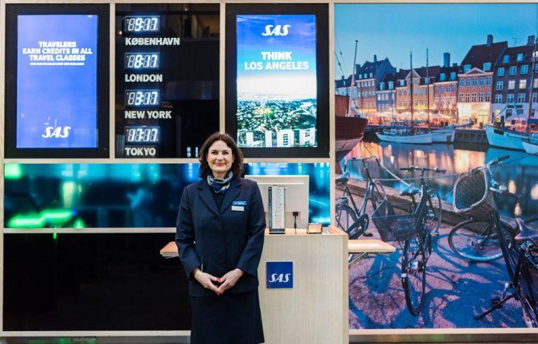 scandinavian airlines scansione scandit