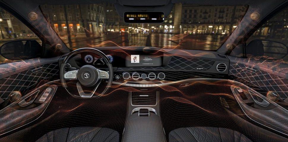Sennheiser e Continental insieme per l'audio in auto senza altoparlanti thumbnail