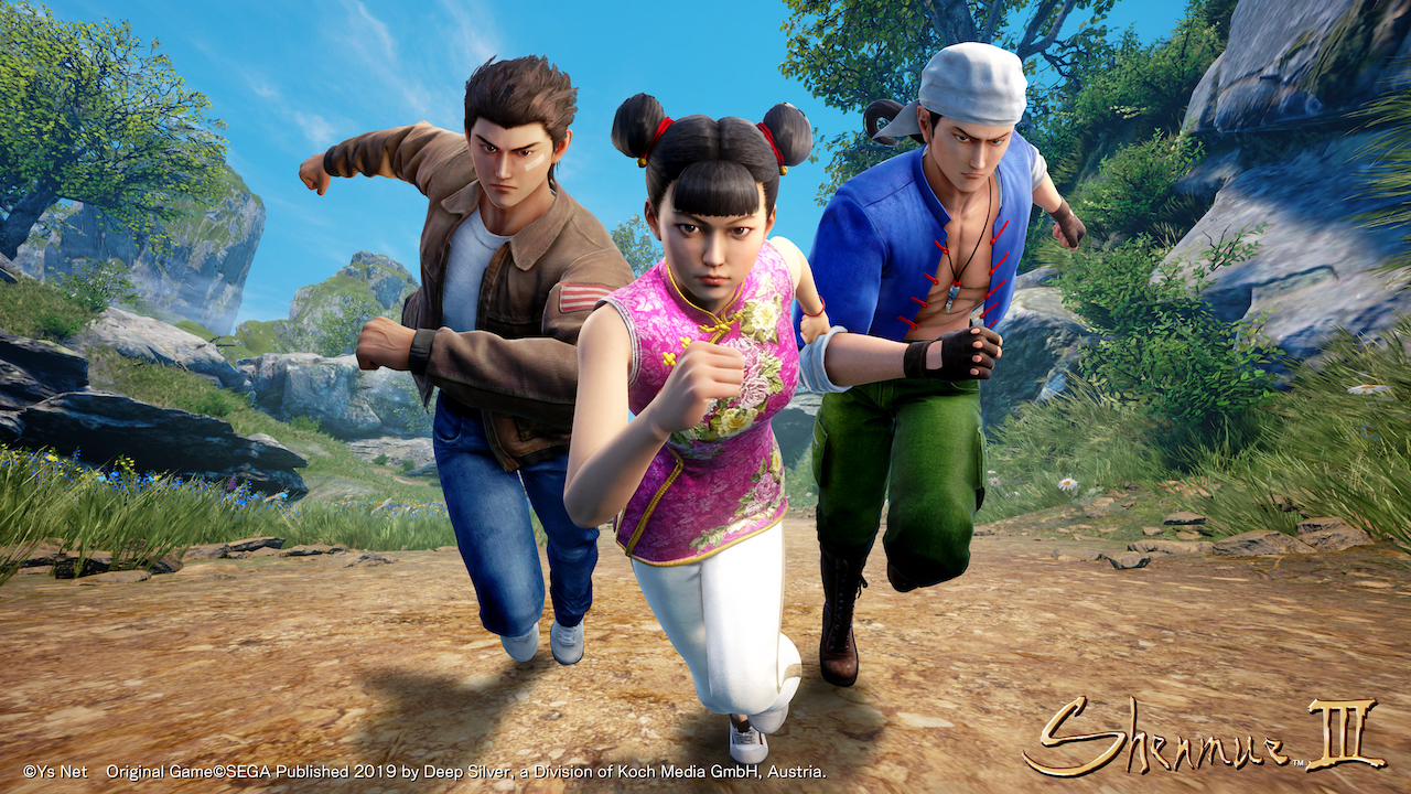 Shenmue 3 fa capolino anche su Steam thumbnail