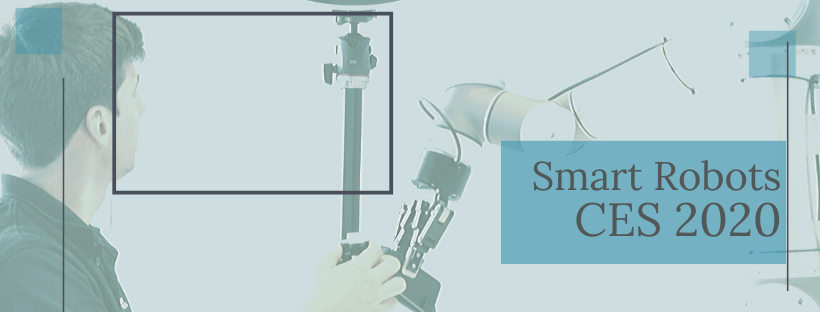 Smart Robots, robotica collaborativa e soluzioni industriali al CES 2020 thumbnail