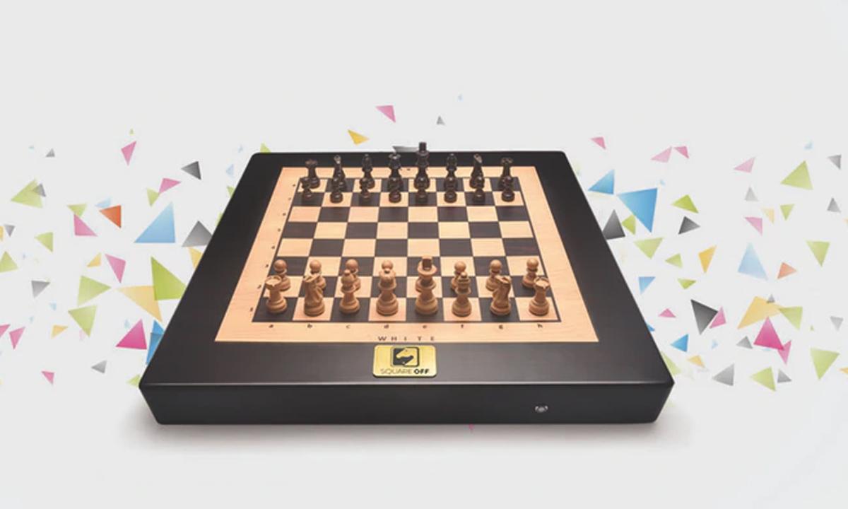 Square Off, la scacchiera magica thumbnail