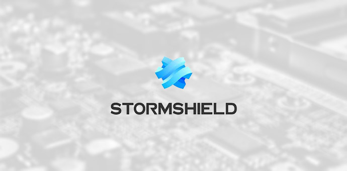 stormshield firewall logo
