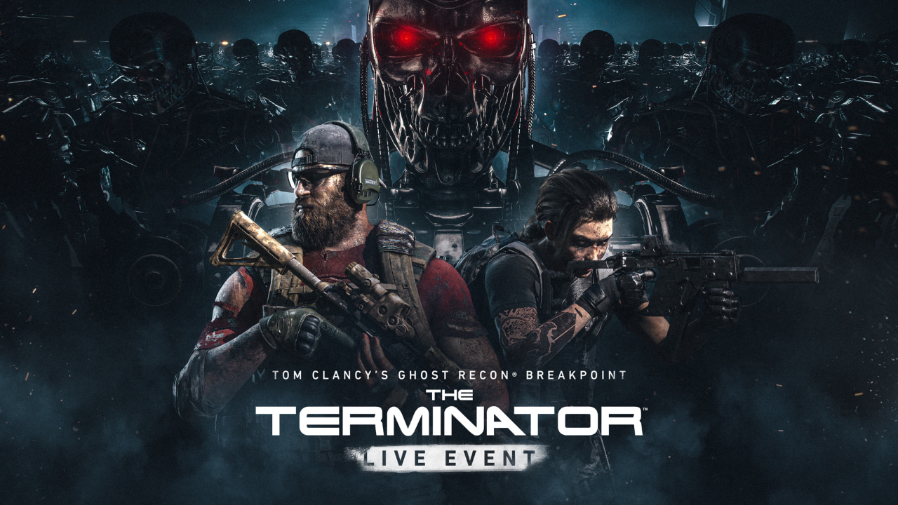 Tom Clancy's Ghost Recon Breakpoint: arriva Terminator nel gioco! thumbnail