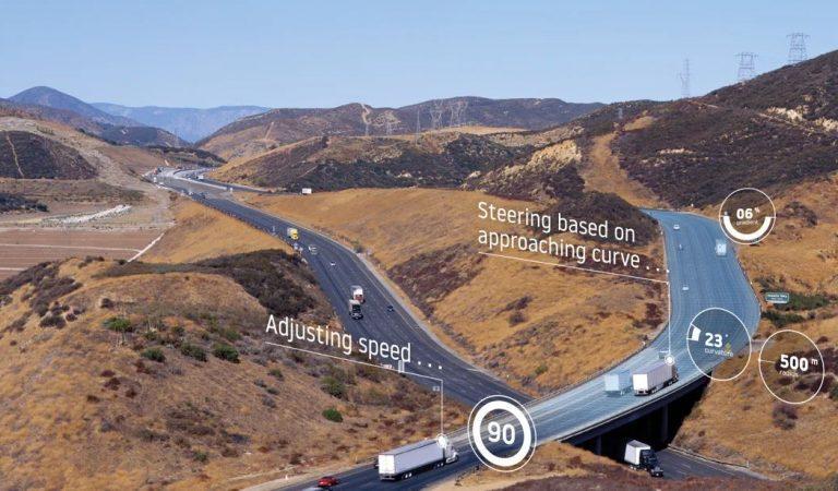 Le mappe TomTom consentiranno ai camion di risparmiare carburante