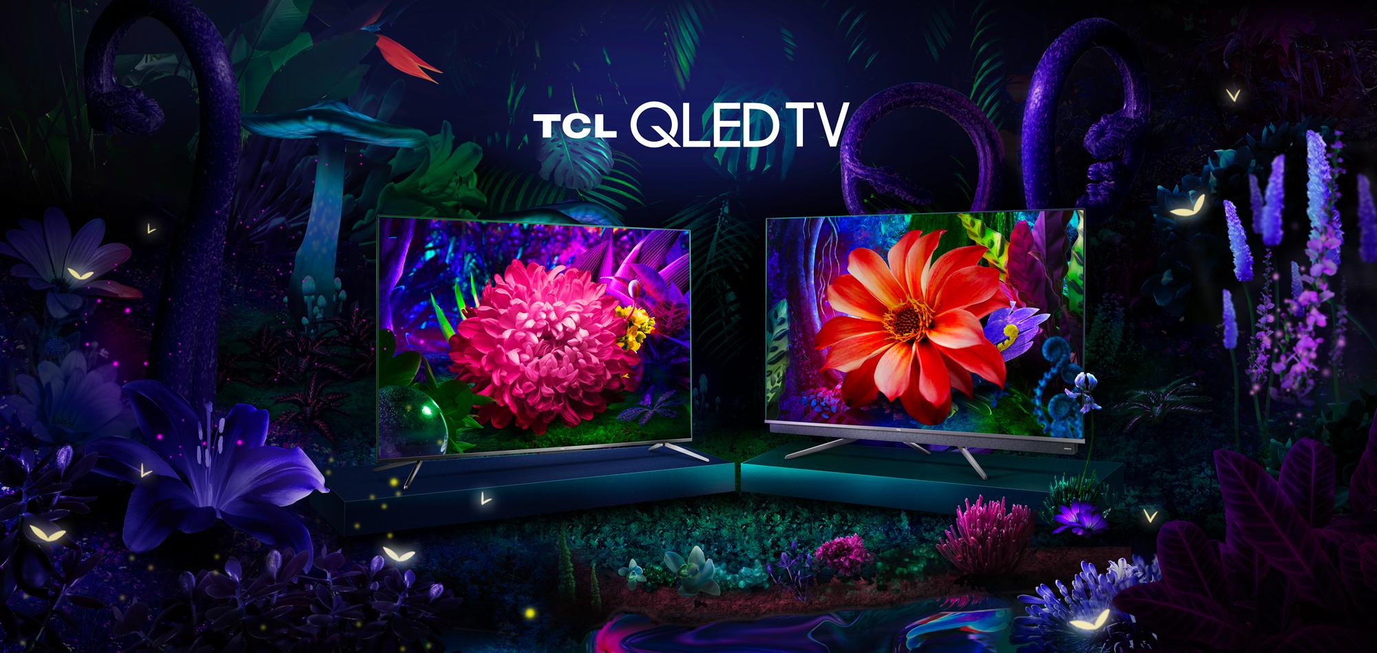 tv qled tcl electronics ces 2020 las vegas