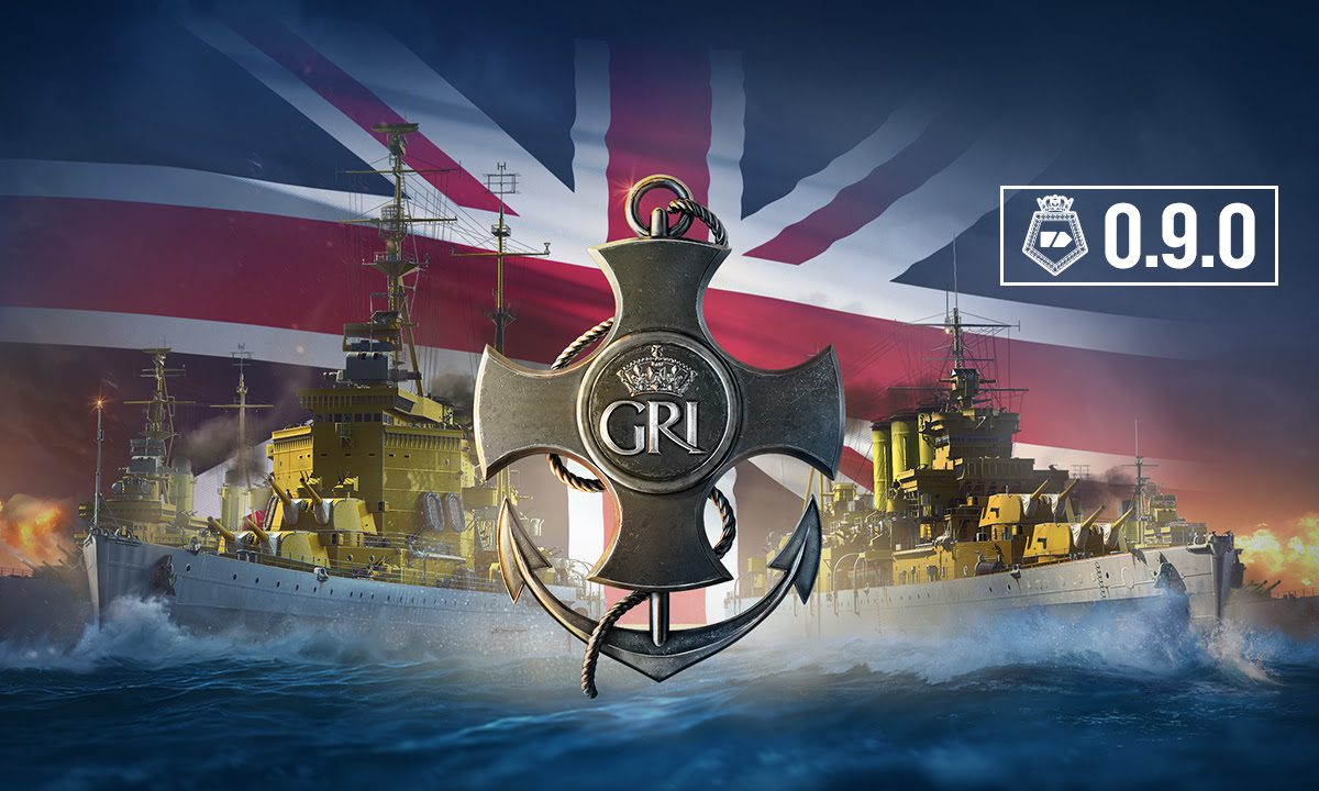 "World of Warships: arriva il nuovo evento ""Incrociatori Britannici"" thumbnail"