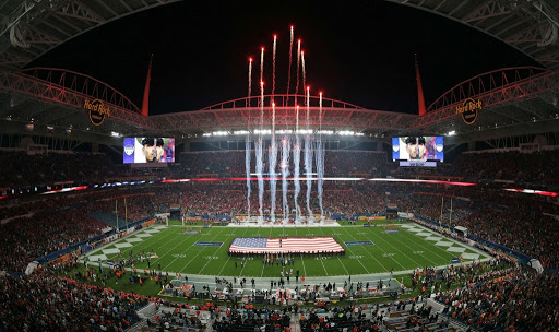 super bowl 2020 stadio