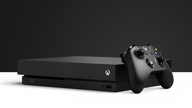 xbox console streaming one x