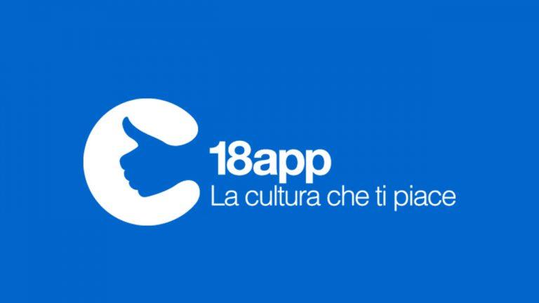 18app bonus cultura 2020