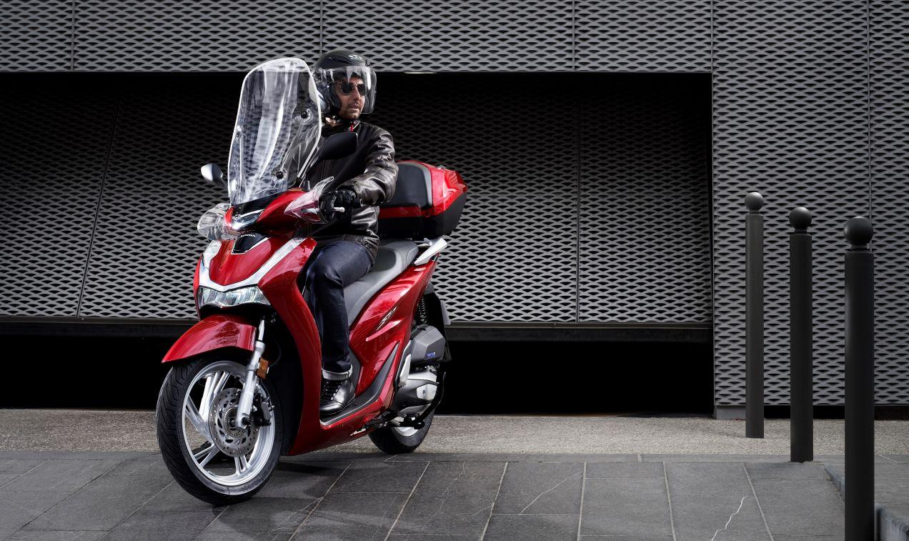 Honda SH125/150i 2020: due cilindrate ma stesso prezzo (fino a dicembre) thumbnail