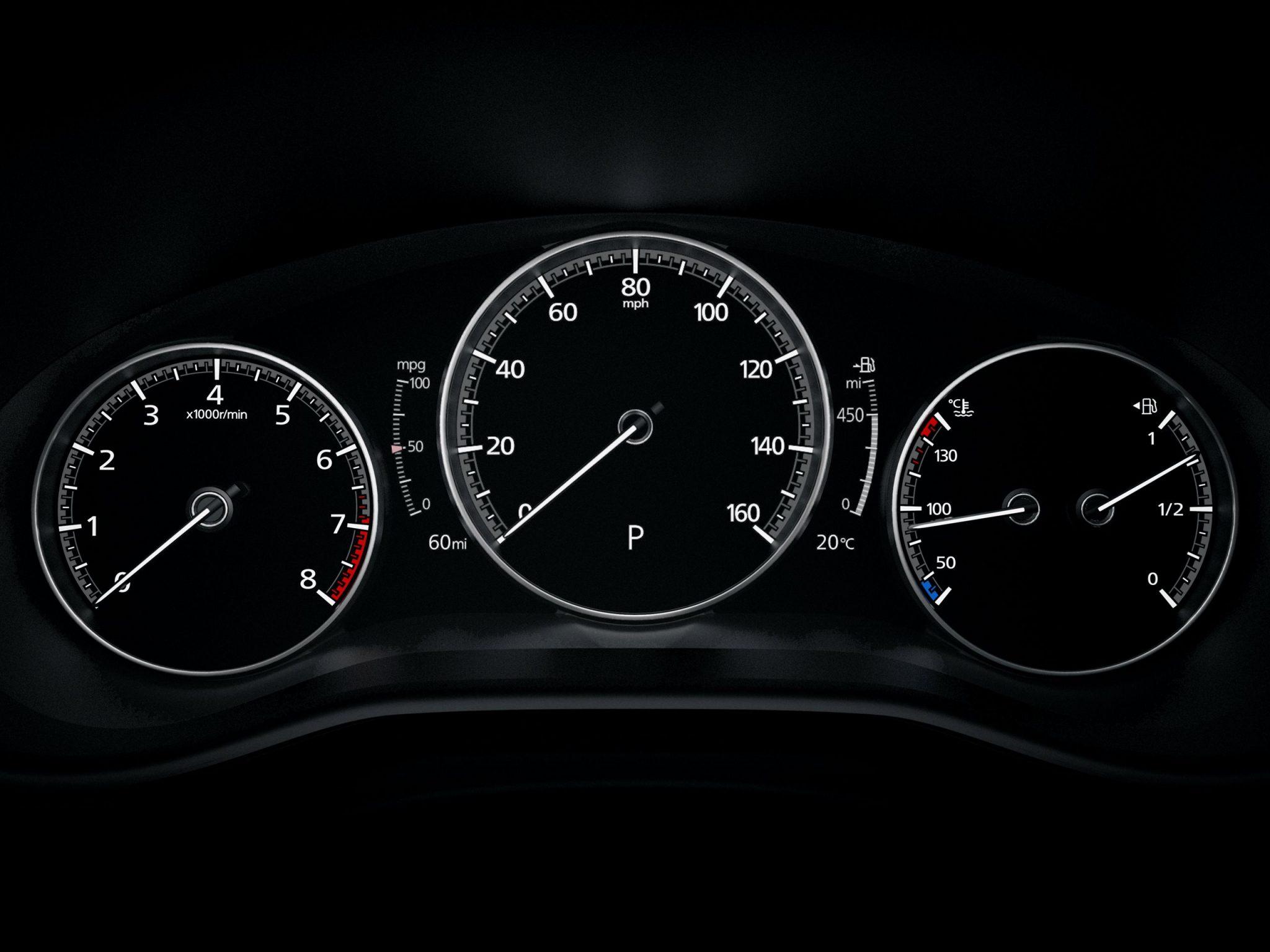 Mazda CX-30 quadro strumenti