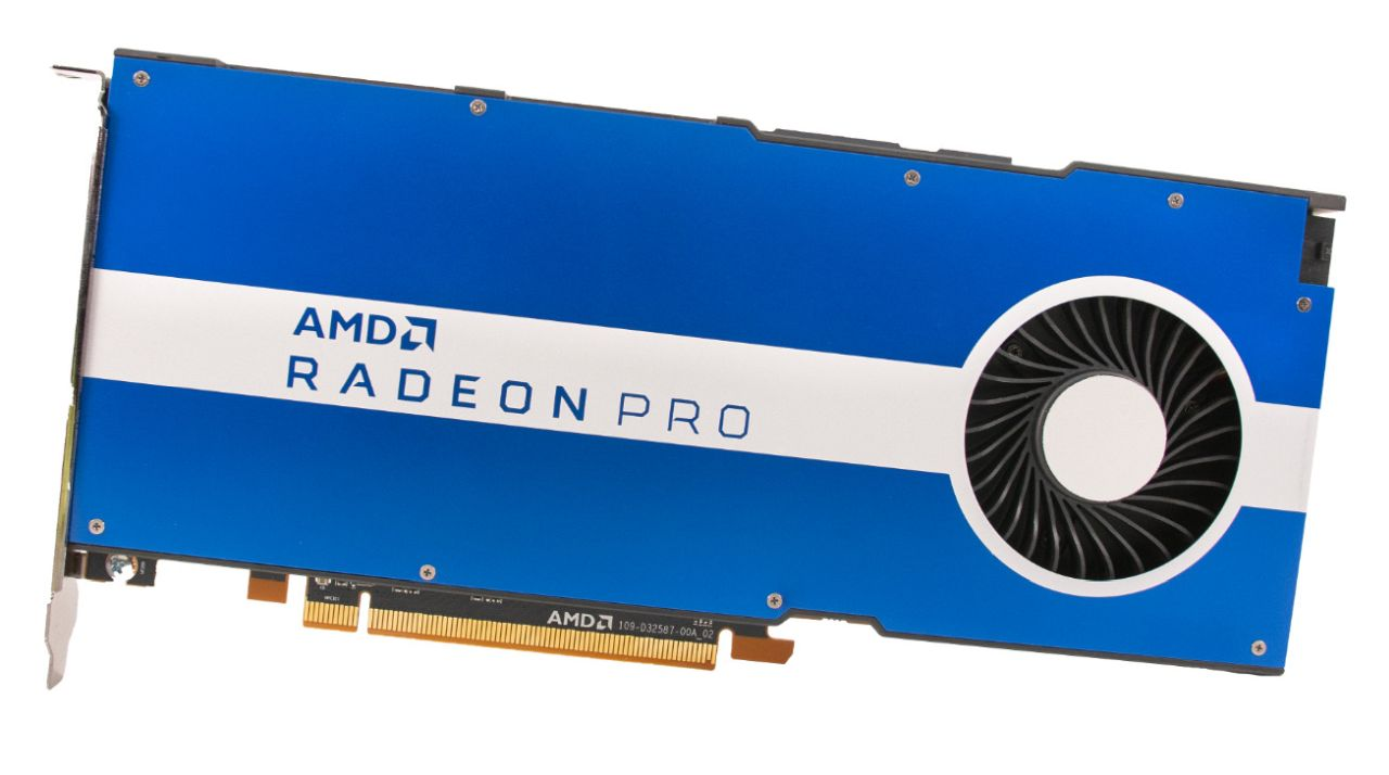 AMD pensa ai professionisti della grafica con la nuova Radeon Pro W5500 thumbnail