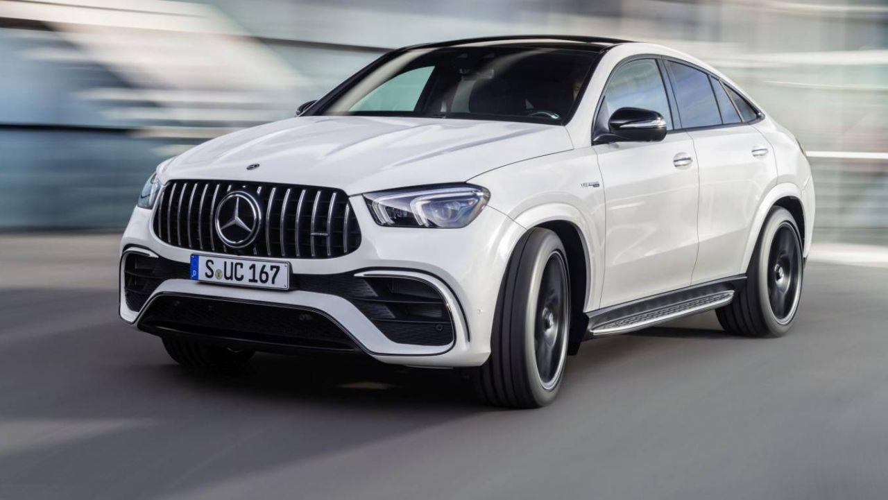 Mercedes-AMG GLE 63 4MATIC+ Coupé svelata ufficialmente thumbnail