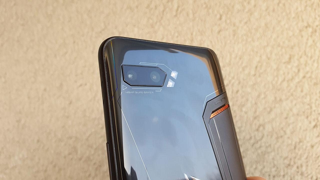 ASUS ROG Phone 2 recensione fotocamera