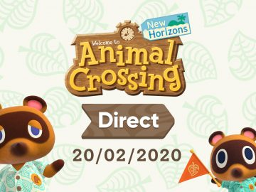 Animal Crossing: New Horizons direct nintendo