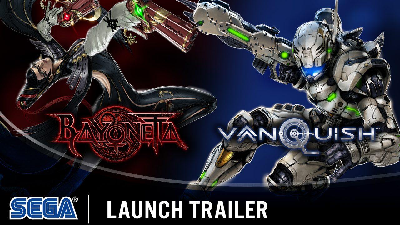Bayonetta & Vanquish ora disponibili su PlayStation 4 e Xbox One thumbnail