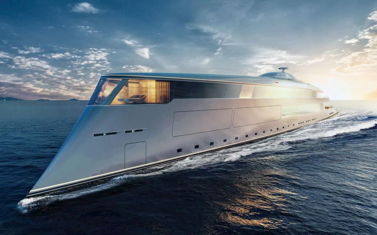 Bill Gates ha comprato Sinot Aqua, il primo yacht a idrogeno al mondo thumbnail